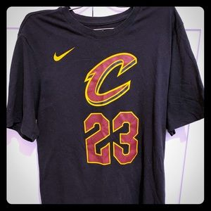 Nike Dri-Fit Cleveland Cavaliers LebronJames Shirt